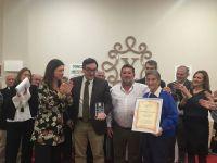 Premian la labor de Cáritas de la Parroquia El Buen Pastor, como entidad del Año