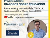 """Webinar """"Retos antes y después del COVID-19"""""""